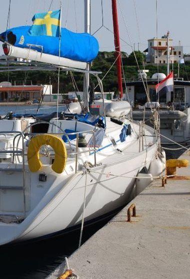 Zeilboot Beneteau Cyclades 43.4 (2007)-3