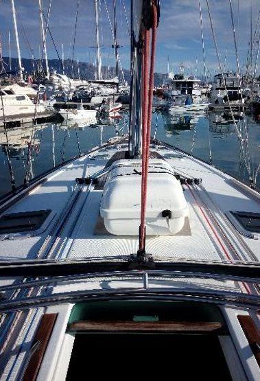 Barca a vela Jeanneau Sun Odyssey 45 (2007)-3