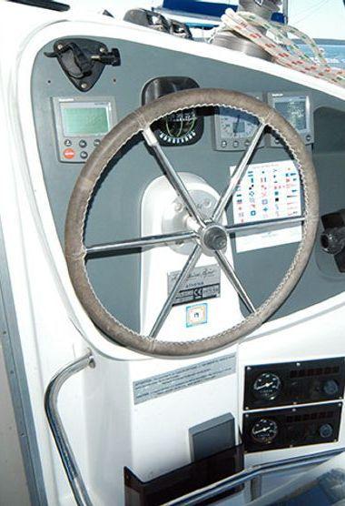 Catamaran Fountaine Pajot Athena 38 (2003)-3