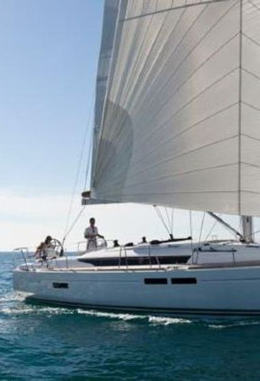 Barca a vela Jeanneau Sun Odyssey 469 (2013)-3