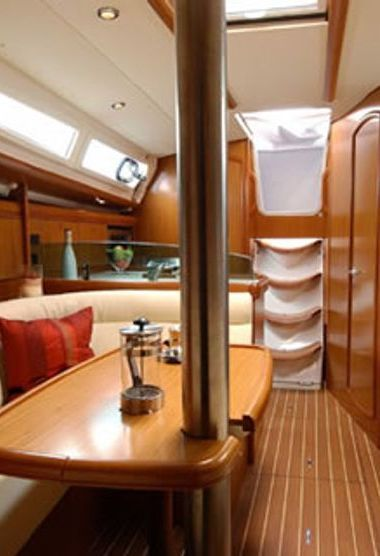 Zeilboot Jeanneau Sun Odyssey 36 i (2007)-3