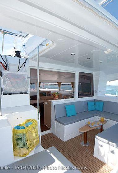 Catamarano Lagoon 400 (2010)-3