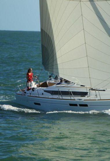 Barca a vela Jeanneau Sun Odyssey 469 (2012)-3