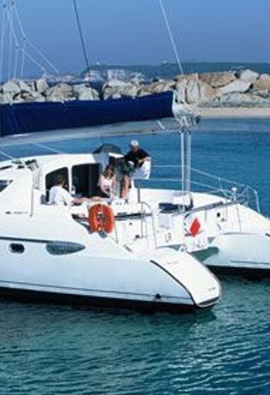 Catamarán Fountaine Pajot Lavezzi 40 (2010)-3