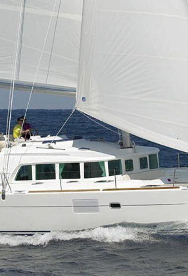 Catamarán Lagoon 440 (2008)-3
