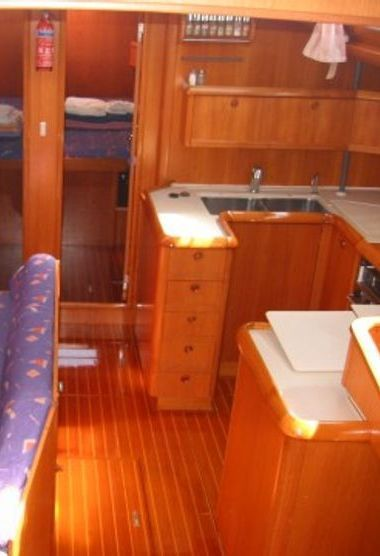 Barca a vela Jeanneau Sun Odyssey 52.2 (1999)-3