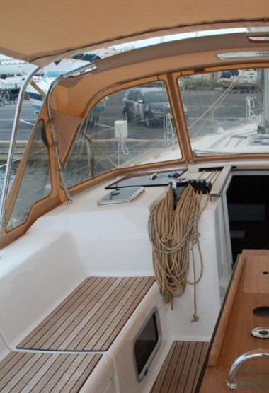 Barca a vela Dufour 445 Grand Large (2012)-3