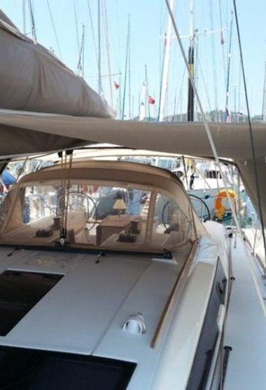 Barca a vela Dufour 500 (2014)-3