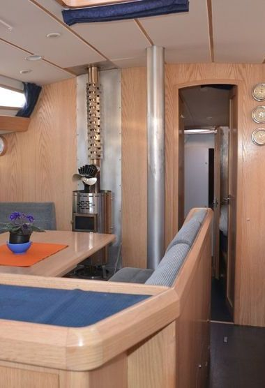 Zeilboot Ovni 445 (2011)-3