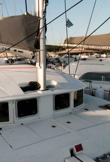 Catamaran Lagoon 380 S2 - 2009 (refit 2015)-3