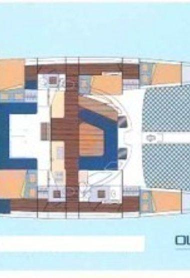 Catamarano Outremer OUTREMER 55 (2008)-3