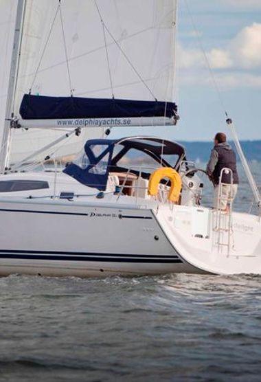 Barca a vela Delphia 33 (2011)-3