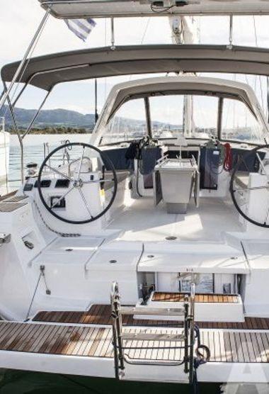 Zeilboot Beneteau Oceanis 45 (2016)-3