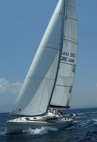 Barca a vela Elan Performance 410 (2009)-3