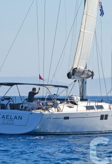 Barca a vela Hanse 505 (2015)-3