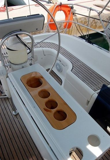 Zeilboot Jeanneau Sun Odyssey 42 (1998)-3
