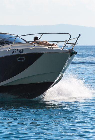 Imbarcazione a motore Pearlsea 31 Hardtop (2020)-3