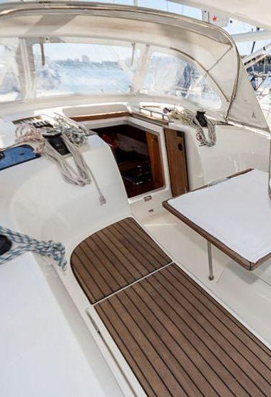Barca a vela Bavaria Cruiser 36 (2013)-3