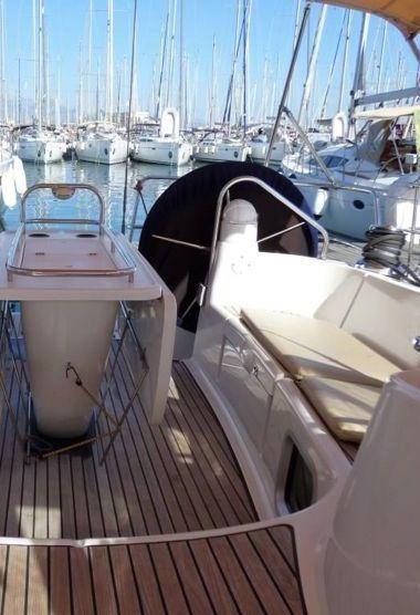Barca a vela Jeanneau Sun Odyssey 49 DS (2008)-3