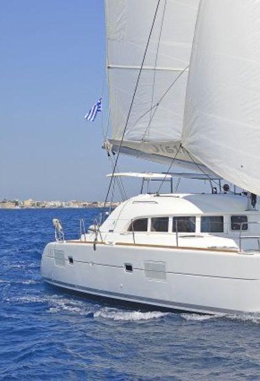 Catamarano Lagoon 380 S2 (2014)-3