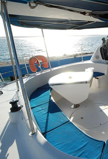 Catamaran Fountaine Pajot Bahia 46 (2004)-3