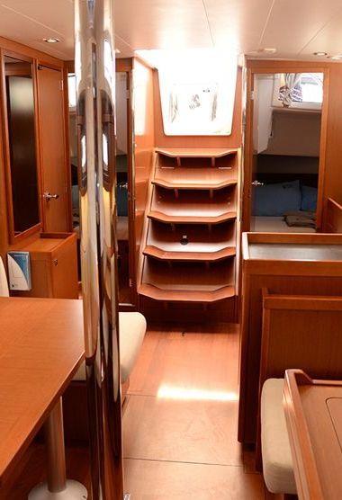 Segelboot Beneteau Oceanis 41 (2014)-3
