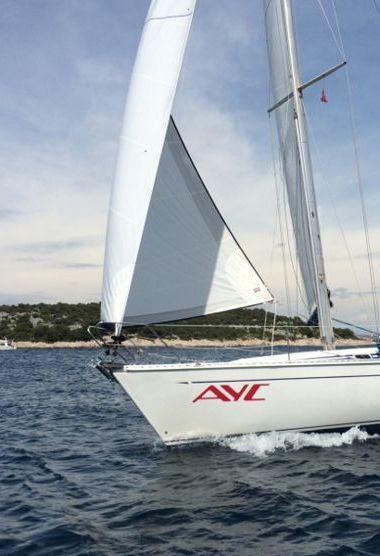 Barca a vela Elan 431 (1996)-3