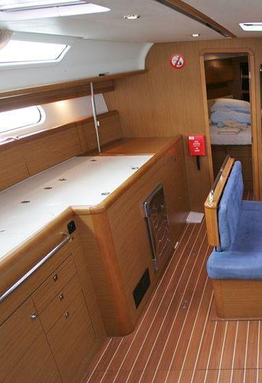 Sailboat Jeanneau Sun Odyssey 44 i (2009)-3