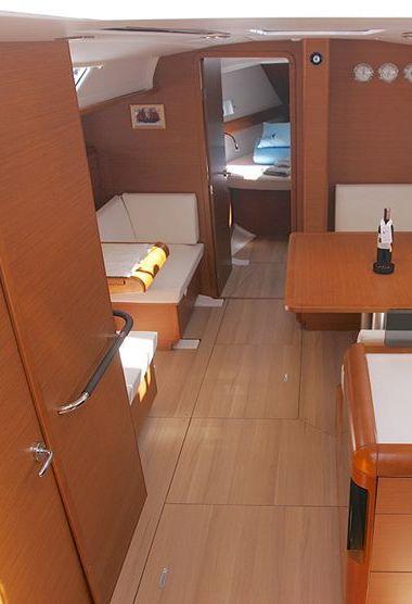 Barca a vela Jeanneau Sun Odyssey 409 (2014)-3