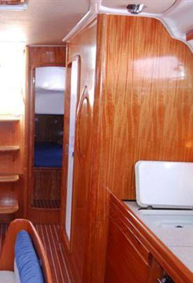 Zeilboot Bavaria Cruiser 39 (2007)-3