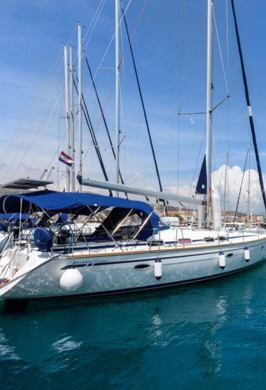 Sailboat Bavaria Cruiser 46 - 2007 (refit 2017)-3