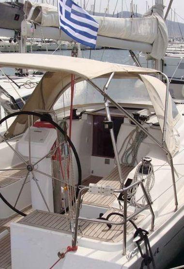 Sailboat Hanse 325 (2012)-3