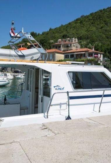Imbarcazione a motore Sas Vektor Adria 1002 - 2004 (raddobbo 2013)-3