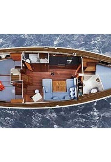 Sailboat Bavaria Cruiser 43 (2009)-3