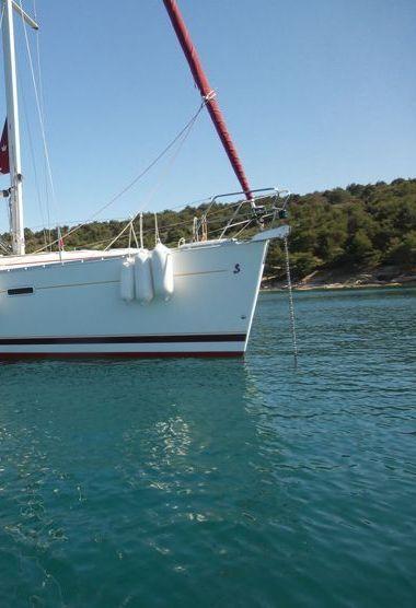Sailboat Beneteau Oceanis Clipper 393 (2006)-3