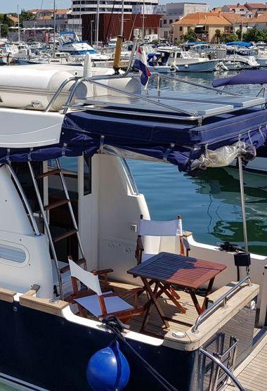 Imbarcazione a motore Adria Event 850 - 2011 (raddobbo 2016)-3