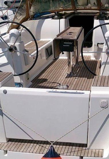 Zeilboot Dufour 375 (2013)-3