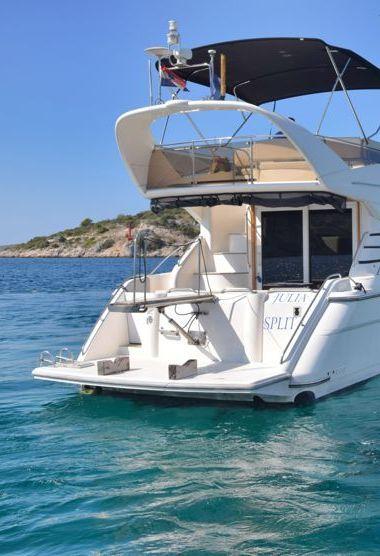 Imbarcazione a motore Fairline Phantom 40 - 1996 (raddobbo 2015)-3