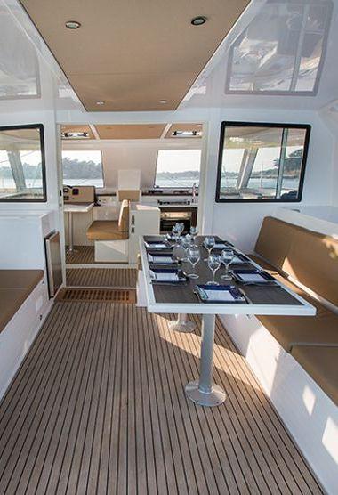 Catamaran Nautitech 40 Open (2018)-3