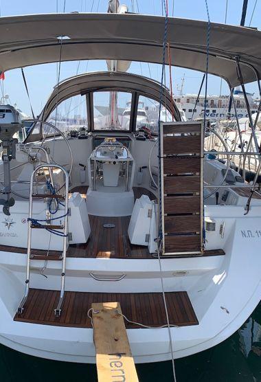 Sailboat Jeanneau Sun Odyssey 45 - 2007 (refit 2019)-3