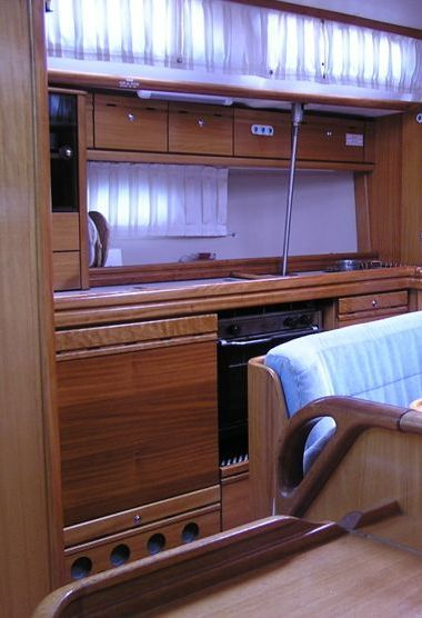 Zeilboot Bavaria Cruiser 40 - 2008 (refit 2016)-3