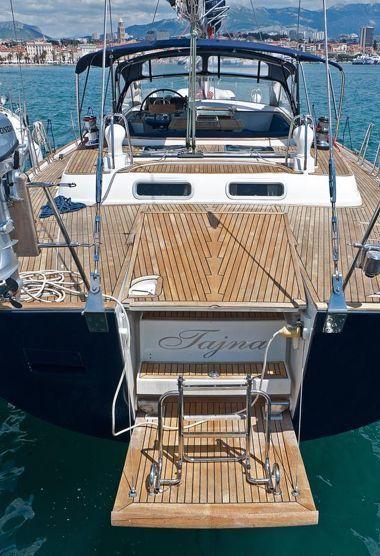 Zeilboot Beneteau 57 (2008)-3