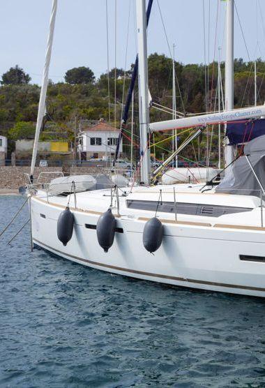 Sailboat Jeanneau Sun Odyssey 449 (2018)-3