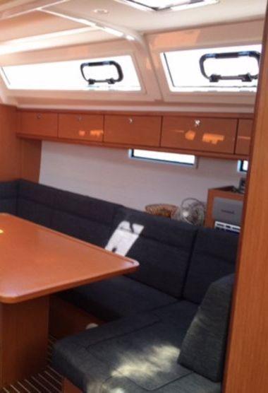 Barca a vela Bavaria Cruiser 46 (2014)-3