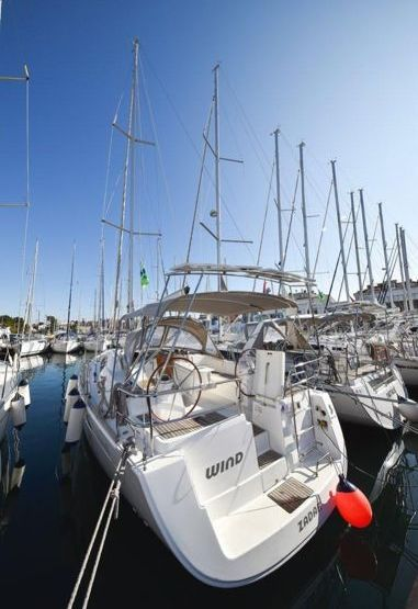 Barca a vela Beneteau Oceanis 40 (2008)-3