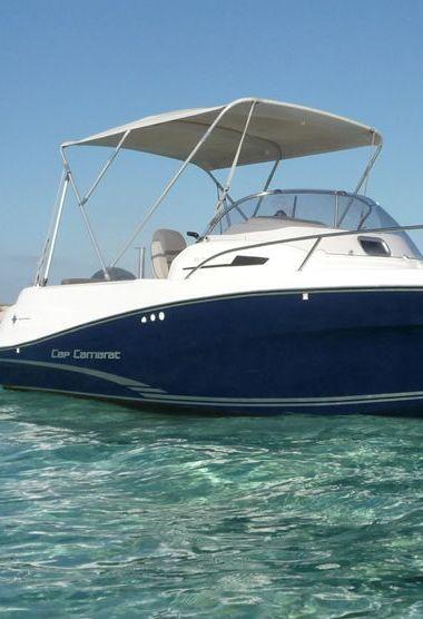 Speedboat Jeanneau Cap Camarat 6.5 WA (2018)-3