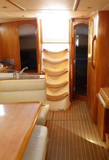 Segelboot Jeanneau Sun Odyssey 43 (2001)-3