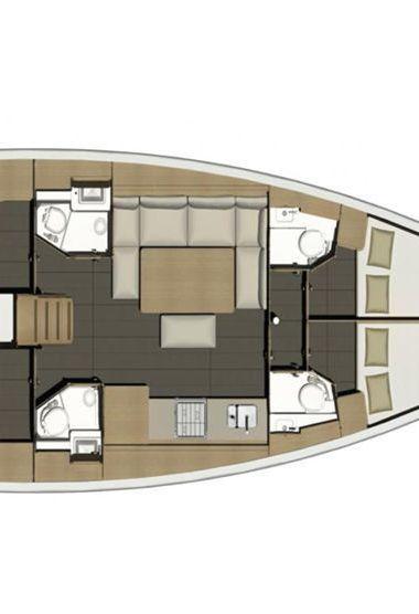 Barca a vela Dufour 460 Grand Large (2016)-3