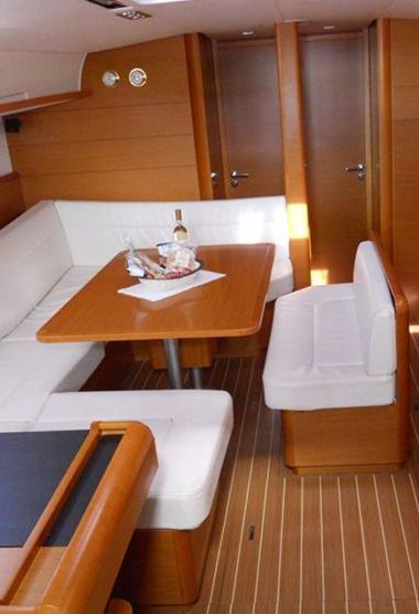 Zeilboot Jeanneau Sun Odyssey 509 (2012)-3