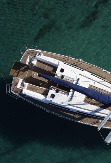 Segelboot Dufour 405 (2013)-3